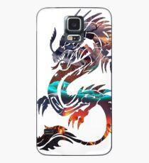 Dragon Bild füllen Hülle & Klebefolie für Samsung Galaxy