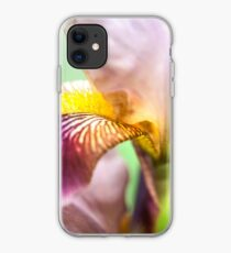 Bright Details. Macro Iris Series iPhone Case