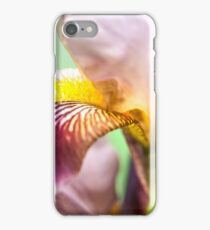 Bright Details. Macro Iris Series iPhone Case/Skin