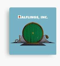 Halflings, Inc. Canvas Print