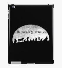 The Fellowship of Silly Walks iPad Case/Skin