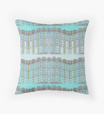 For Nanny and Grandad Throw Pillow