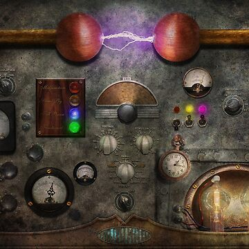 Steampunk - The Modulator by mikesavad