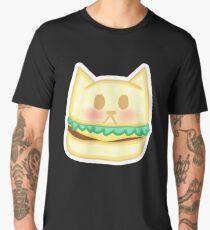 Kawaii Cat Burger  Men's Premium T-Shirt