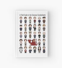 A Field Guide to the Common Cumberbatch (card/notebook) Hardcover Journal