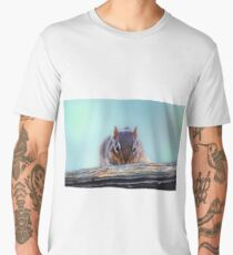 I`m very shy Men's Premium T-Shirt