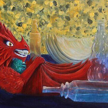 I am Fire. I am Death. by L-Anais