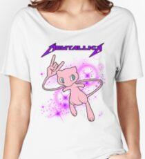 Mewtallica - Rock Pokemon Women's Relaxed Fit T-Shirt