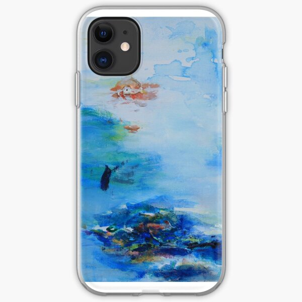 Inner Peace iPhone Soft Case