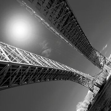 Dueling Bridges... by CallJoe