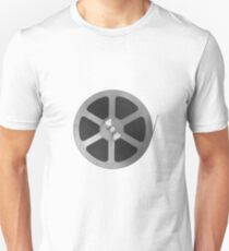 Film reel design Unisex T-Shirt