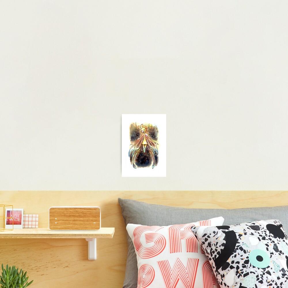 The Deep Fairy Photographic Print