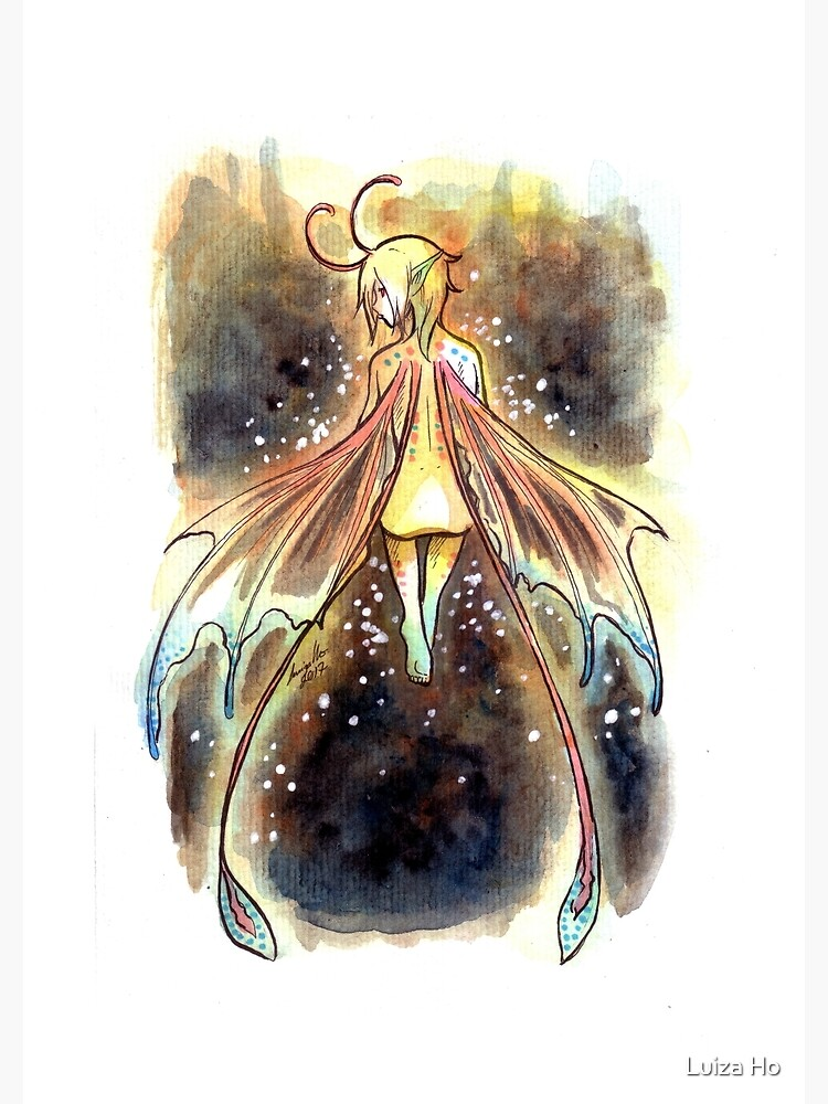The Deep Fairy by teapotsandhats