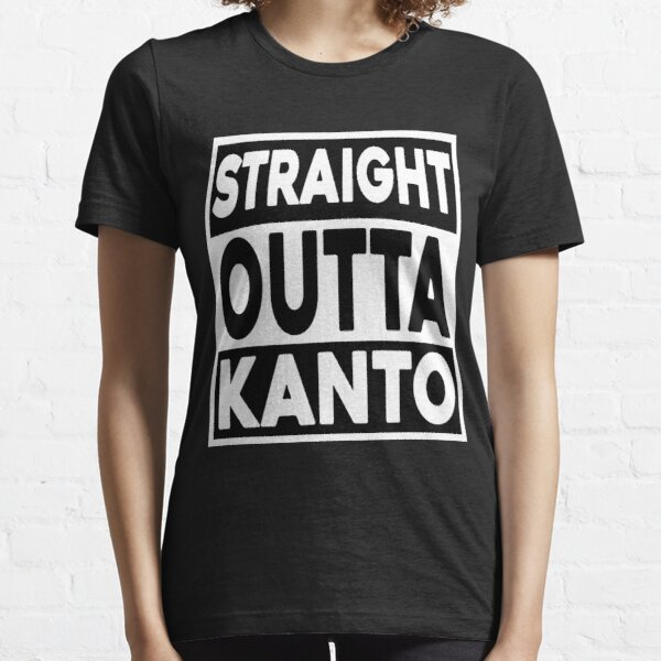 Straight Outta Kanto Essential T-Shirt