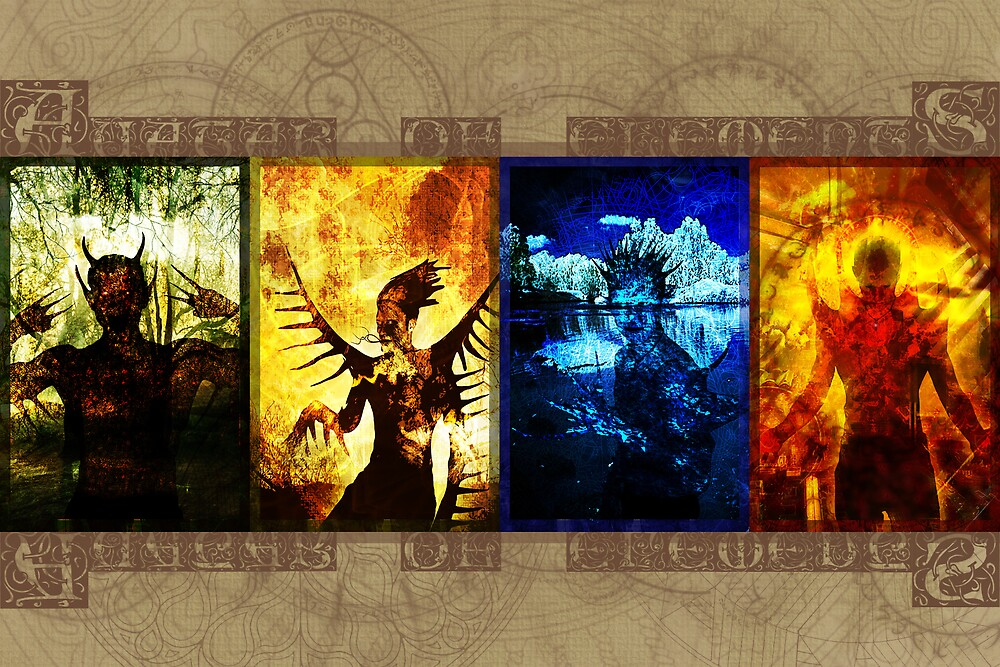 Avatar of Elements by Ragnarion