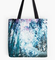 The Enlightened One Emerges Tote Bag