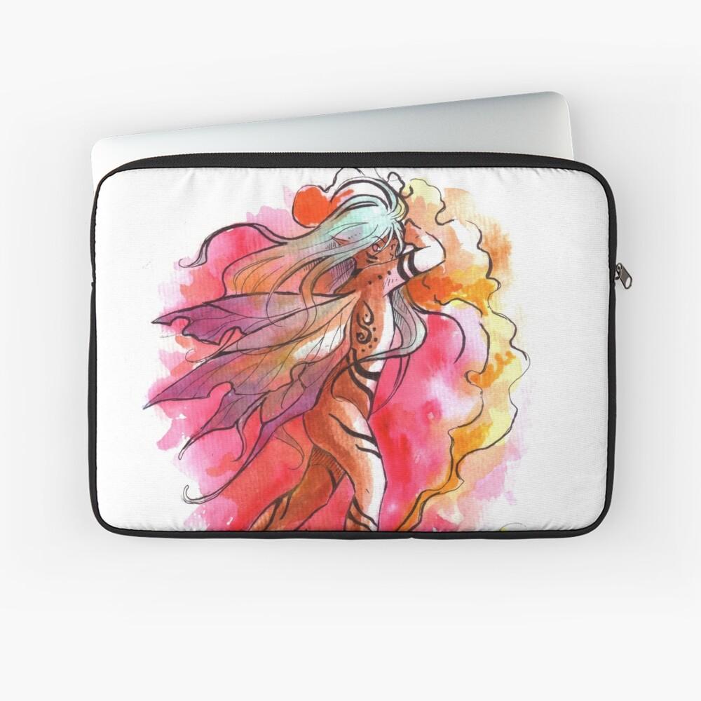 The Furious Fairy Laptop Sleeve