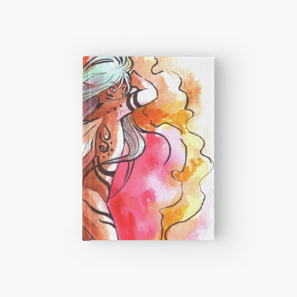 The Furious Fairy Hardcover Journal