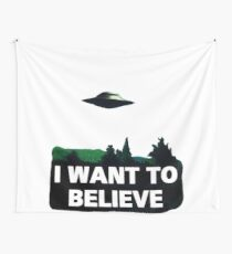 The X Files Wall Tapestry