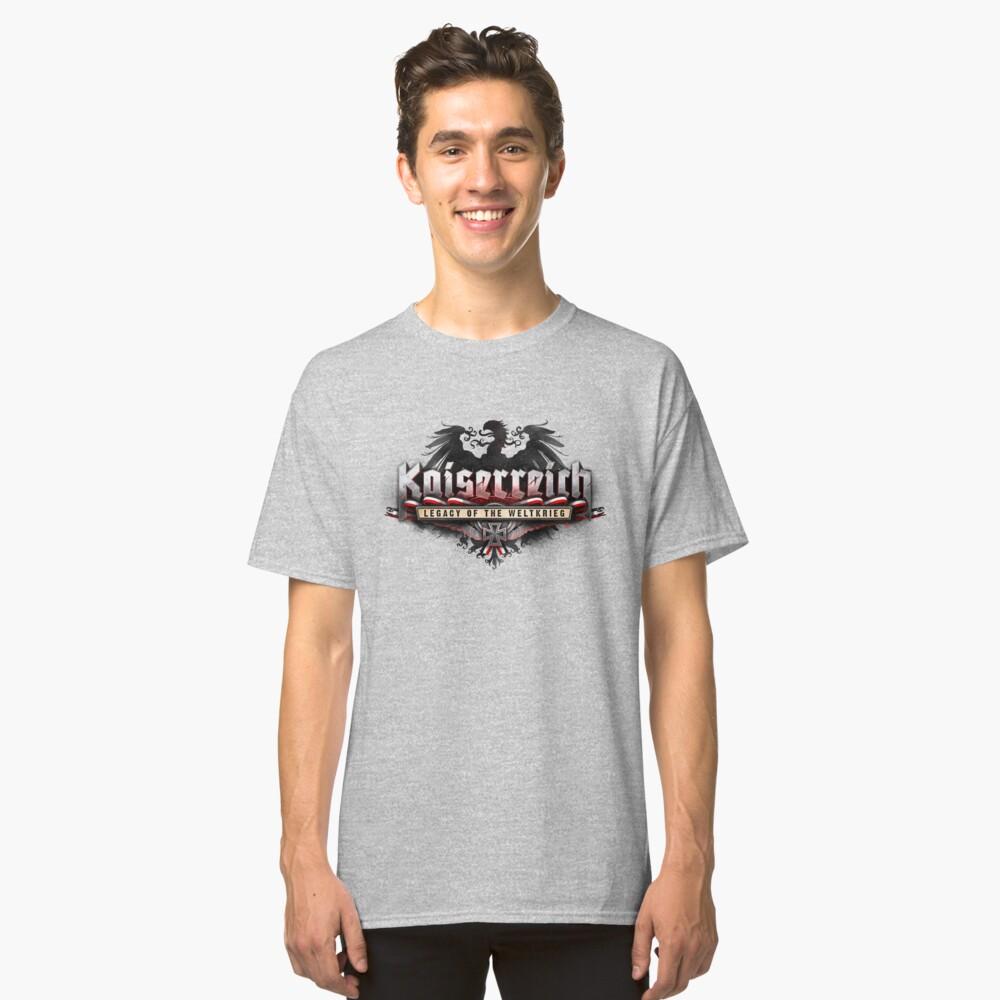 Kaiserreich Legacy- HOI  Classic T-Shirt Front