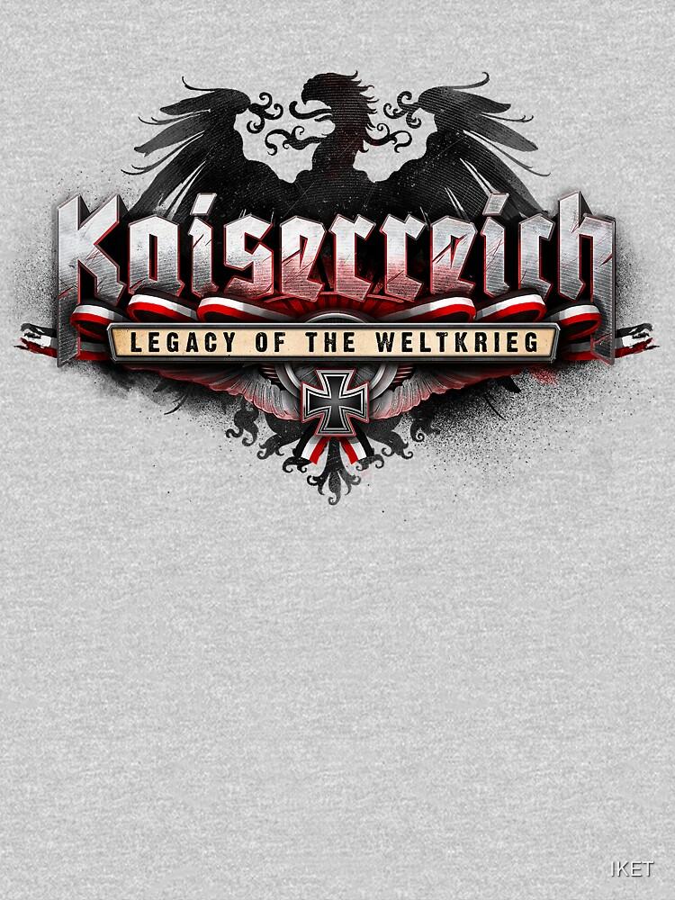 Kaiserreich Legacy- HOI  by IKET