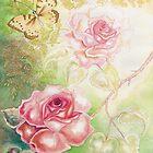 Roses Of Elysium  by AngelArtiste