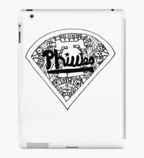 Phillies baseball stadium iPad Case/Skin