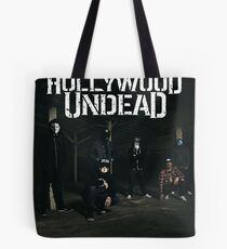 HOLLYWOOD UNDEAD BAND UNDERGROUND THE BEST TOUR Tote Bag