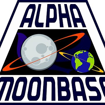 Space 1999 - Moon Base Alpha by graphixzone101