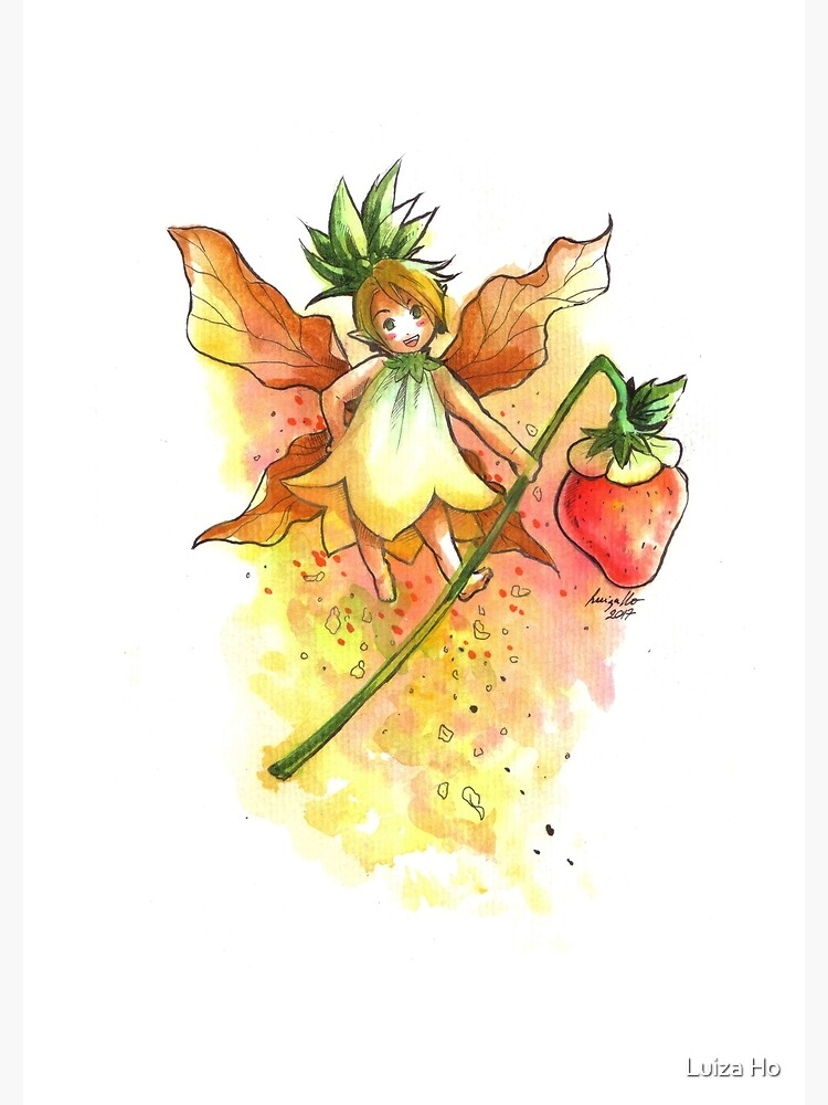 The Juicy Fairy by teapotsandhats