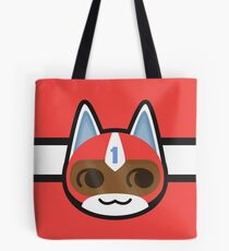 KID CAT ANIMAL CROSSING Tote Bag