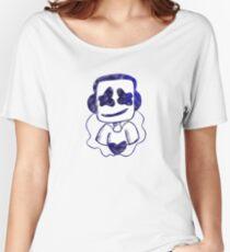 Marshmello Galaxy Women's Relaxed Fit T-Shirt