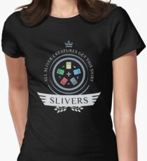 Slivers Life Women's Fitted T-Shirt
