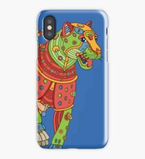 Jaguar, from the AlphaPod collection iPhone Case