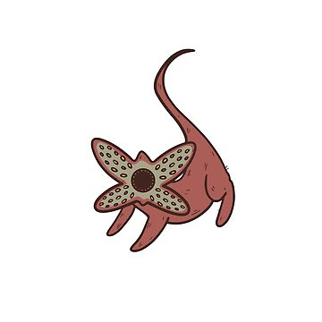 Baby demogorgon - patternless by -Supaku