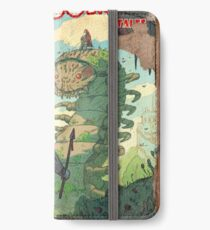 Fallout 4 Astoundingly Awesome Tales Giant Insects Invade Poster  iPhone Wallet/Case/Skin