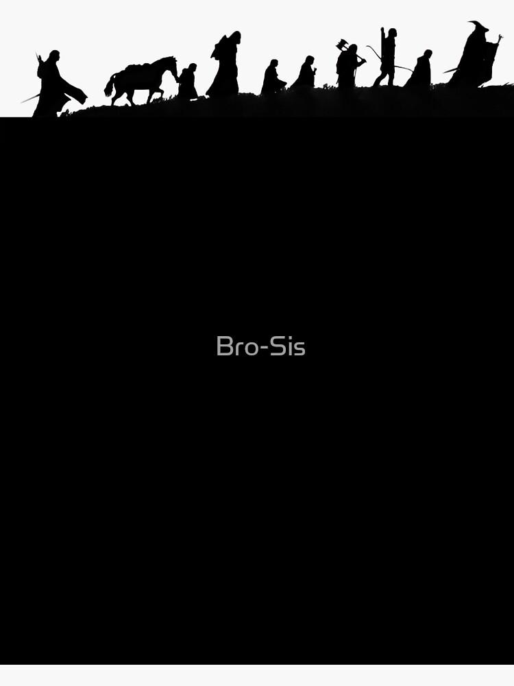 Die Kameradschaft von Bro-Sis