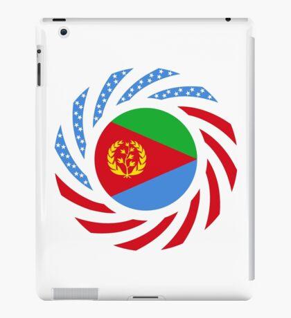 Eritrean American Multinational Patriot Flag Series iPad Case/Skin