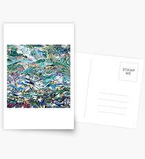 Acrylic  Postcards
