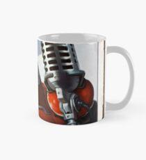 Fallout 4 Tesla Rock o Bot 10 Number 1 Hits ! Poster  Classic Mug