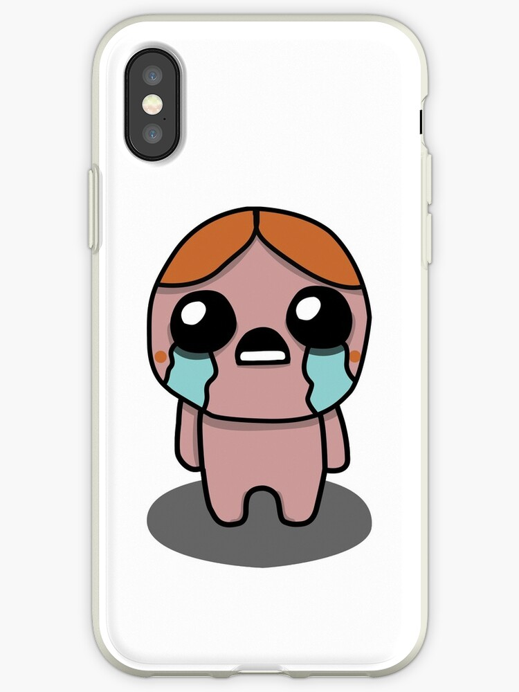 'The Binding Of Isaac Rebirth Character - Lazarus' iPhone Case by Trick6