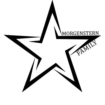 Shadowhunters: Morgenstern Family (Black) by inkwood-store