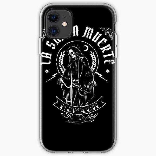 La Santa Muerte iPhone Soft Case