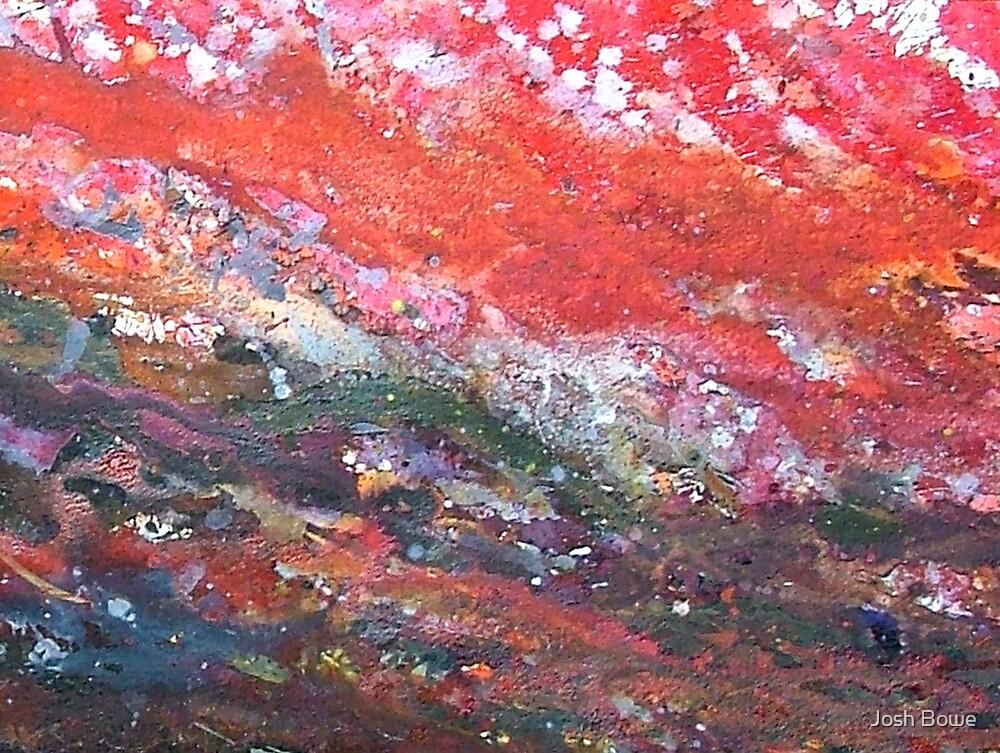 Splatter Abstract 2 by Josh Bowe
