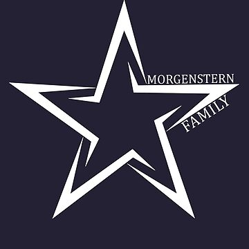 Shadowhunters: Morgenstern Family (White) by inkwood-store