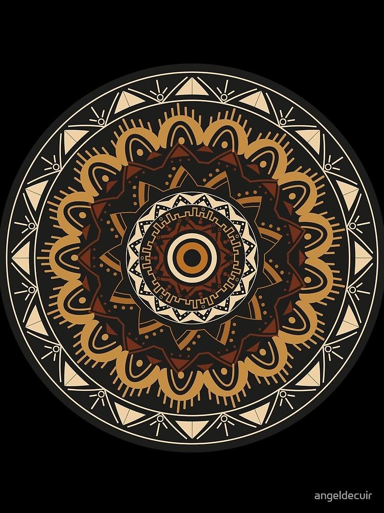 Mandala nights by angeldecuir