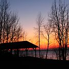 Sunset at Maquam Shore by Tammy F