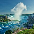 Horseshoe Falls by Adam Northam