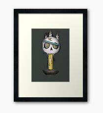 Jimmy the Cat Framed Print