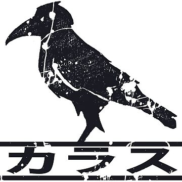 Karasu the Dark Raven by Hackers